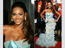 Beyonce's wardrobe malfunction   Daily Mail Online