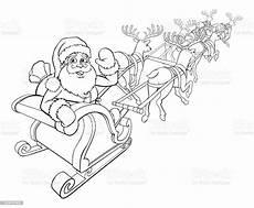 Ausmalbilder Weihnachtsmann Mit Schlitten Kostenlos 32 Weihnachtsmann Mit Rentier Zum Ausmalen Besten Bilder