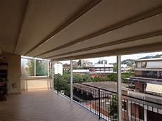 copertura terrazzo trasparente alpi serramenti cliente soddisfatto copertura per terrazzo