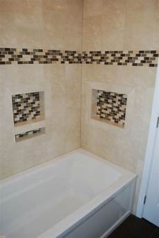 Bathtub Niches I Installed And Tiled New Home