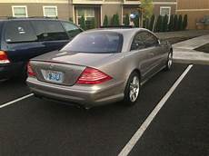 airbag deployment 2003 mercedes benz cl class engine control purchase used 2003 mercedes benz cl55 amg cl 55 v8 supercharged in portland oregon united states