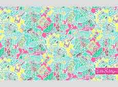 FREE Lilly Pulitzer Desktop Wallpapers   Shopaholics