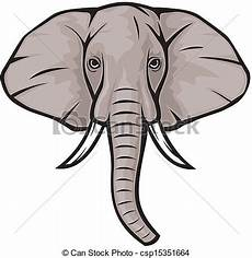 clip vector of elephant csp15351664 search