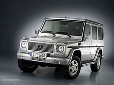 mercedes g klasse w463 specs photos 2007 2008