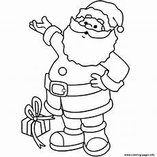 s printable santa claus69f3 coloring pages printable