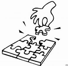 puzzle ausmalbild malvorlage comics