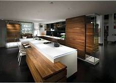 cuisine moderne blanche et bois bon cuisine bois cuisine blanche et bois avec ilot central