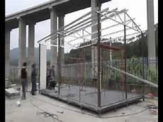 dinding panel konkrit ringan lightweight concrete wall panel youtube