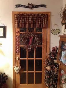 primitive country rustic door decor primitive decor in