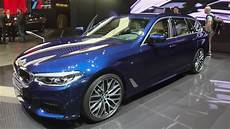2018 Bmw 5 Series Touring Walkaround At Geneva Motor Show