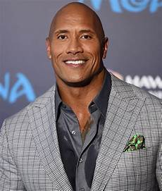 The Rock Dwayne Johnson - actresses will wear black to 2018 golden globes to protest