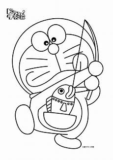 Mewarnai Gambar Doraemon 8 Dorawmon Bees