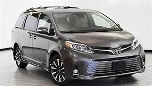 Toyota Sienna Hybrid Release Date 2021 Minivan Review
