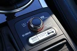 2016 Subaru WRX STI SeriesHyperBlue First Drive