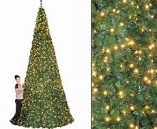 riesen weihnachtsbaum mit led lichterkette 510cm g 252 nstig