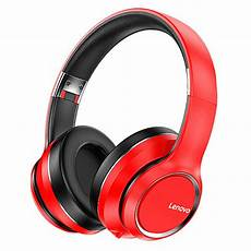 Lenovo Hd200 Bluetooth Earphone Foldable by Lenovo Hd200 Bluetooth Earphone Ear Headphone