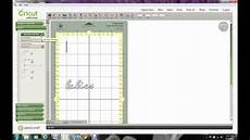 cricut craft room font tutorial ccr youtube