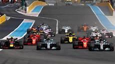Diary Dates The 2019 F1 Calendar Pre Season Testing