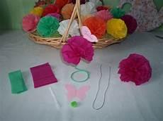 fleur papier crepon des fleurs en papier cr 233 pon les p tites mains bricoleuses