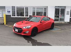 2013 Hyundai Genesis Coupe 2.0T with 6 speed manual