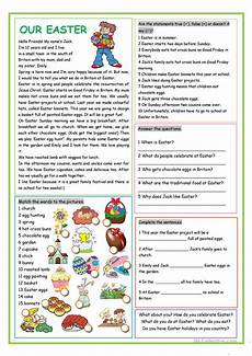 181 free esl easter worksheets