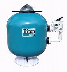 21 Triton And Atika Side Mount Swimming Pool Sand Filter