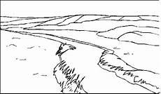duenner fluss ausmalbild malvorlage landschaften