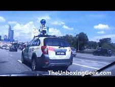 Google Malaysias Street View Car Chevrolet Captiva