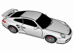 Sketchup Components 3d Warehouse Cars 2008 Porsche 911 GT2