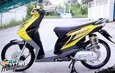 Modifikasi Beat Ring 17 by 245 Modifikasi Motor Beat Kontes 2020 Drag