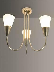 john lewis partners lulu 3 arm ceiling light at john lewis partners