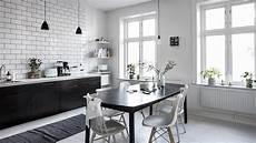 cuisine noir et blanc une cuisine en noir et blanc shake my