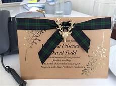 Scottish Wedding Invitations 1000 images about scottish wedding invites on