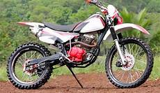 Tiger Modif Trail by Modifikasi Motor Trail Honda Tiger 2000 Otomotif News