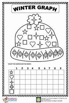 winter pre writing worksheets 20124 winter graph worksheet for preschool preschoolplanet