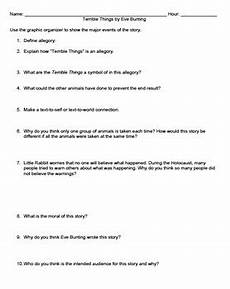 allegory of the cave worksheet answers allegory worksheet bluegreenish