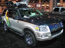 2005 SEMA Ford Extended Photo Coverage  Motor Trend