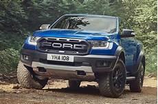 Fiche Technique Ford Ranger Raptor 2020