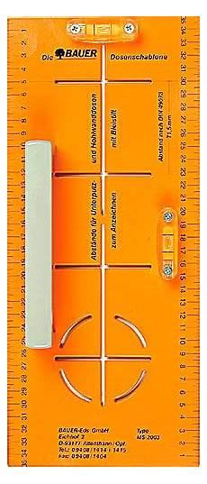 steckdosen bohren abstand anzeichnen leicht gemacht bauer elektrodosensysteme gmbh
