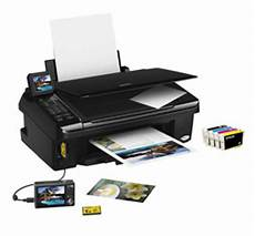 Epson Stylus Sx515w High Speed All In One Printer With
