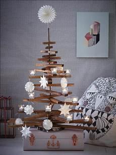 Weihnachtsbaum Modern Holz - moderne weihnachtsdeko 6 coole ideen wunderweib