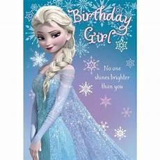 Malvorlagen Frozen Happy Birthday Birthday Elsa Disney Frozen Birthday Card 25454755