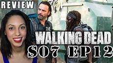The Walking Dead Saison 7 Episode 12 Review