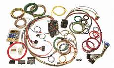 Painles Wiring Harnes Diagram Horn by Painless Wiring 20102 25 Circuit Classic Plus Customizable