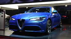 Alfa Romeo Giulia Veloce Going To Give Stiff Competition