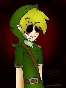 ben drowned x reader silent screams by
