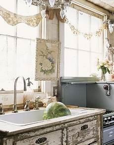 Shabby In Shabby Chic Kitchen Inspiration