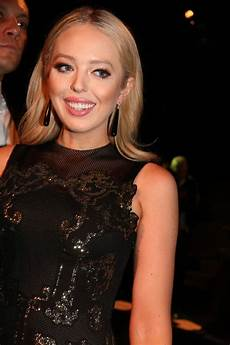 tiffany trump at vivienne tam fashion show at new york