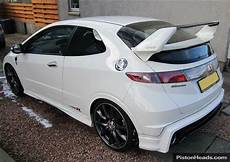Honda Civic Viii 8 Mugen Look Boot Spoiler Boot