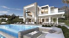 villa moderne de luxe brand new luxury modern home in marbella s golden mile